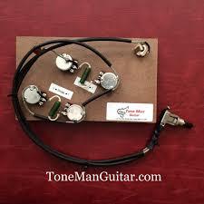 tone man guitar tone improvement upgrade kits vintage 50s tone