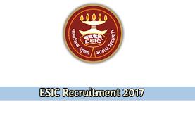ESIC Kerala Sr Resident Recruitment 2017 | 30 Part Time specialist Jobs | Apply Online