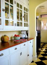 Retro Kitchen Floor Retro Kitchen On A Budget Old House Restoration Products
