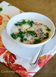 olive garden zuppa toscana soup recipe soups
