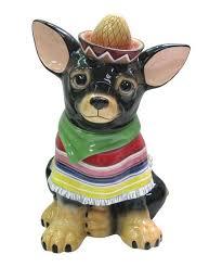 Chihuahua Cookie Jar