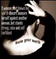 A Woman's Worth Quotes Magnificent A Woman That Knows Her Worth Quote
