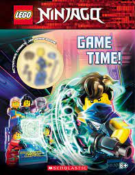 Game Time! (LEGO Ninjago: Activity Book with Minifigure): Ameet Studio,  Ameet Studio: 9781338581959: Amazon.com: Books