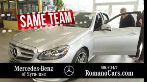 romano motors is now mercedes benz of syracuse a romano auto dealership