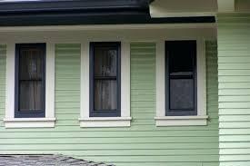 craftsman exterior window trim. Modren Exterior Exterior Window Trim Styles Craftsman Home Design  Modern Ideas Throughout Craftsman Exterior Window Trim T