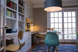 family home office. Reichelt Family Office Contemporary-home-office Home E