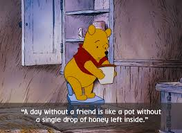 Winnie The Pooh Quotes About Love Stunning Celebrate Winnie The Pooh's Day With 48 Of His Best Quotes Bored Panda