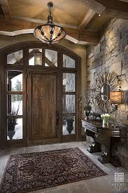 Rustic entryway found on zillow digs now thats an entrance id love to