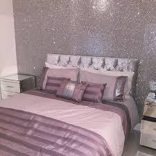 Glitter Bedroom Ideas