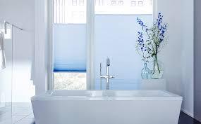 Attractive Sichtschutz Im Bad Plissees Und Rollos Fr Badezimmer Badezimmer Rollo