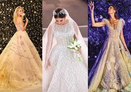 فساتين زفاف منفوشة على طريقة عرايس إنستقرام مجلة الجميلة