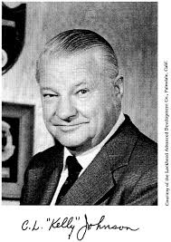 Clarence Leonard (Kelly) Johnson   Biographical Memoirs: V.67   The  National Academies Press