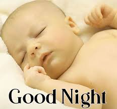 cute baby good night hd wallpaper gd
