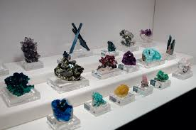 Mineral Display Stands Gem Display Stands Acrylic Blocks Minerales Pinterest 10