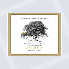 50th wedding anniversary gifts 1 9 personalized print