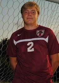 Avery Sanderson - Men's Soccer - Southern Nazarene University Athletics