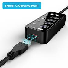 Powered 4-port <b>USB 3.0 Hub</b> (204-WX) - <b>atolla</b>.us