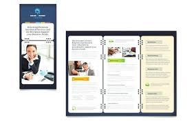 Microsoft Publisher Free Brochure Template Microsoft Publisher Free Word Tri Fold Download