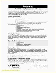 Tutor Description Resume