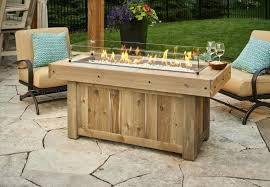 outdoor greatroom vintage linear gas fire pit table embers outdoor greatroom fire pits outdoor greatroom naples