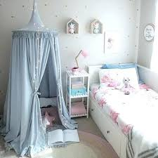 Child Bed Canopy Light Grey Order Tent Childrens Beds Princess ...