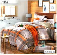 burnt orange comforter chocolate and burnt orange comforter set incredible whole orange grey bedding burnt orange comforter