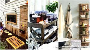 Unique diy bathroom ideas using wood Pallet 27 Beautiful Diy Bathroom Pallet Projects For Rustic Feel Homesthetics 27 Beautiful Diy Bathroom Pallet Projects For Rustic Feel