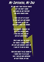 best dad poems ideas funeral poems poems for my superhero my dad poem and printable