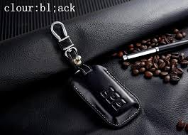 leather key fob cover key holder for lexus is es gs rx350 f rx450h 3 4