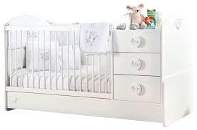 Кроватка <b>Cilek Baby Cotton</b> BC-1011 (трансформер) — купить по ...