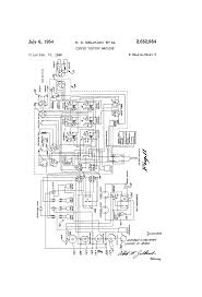 patent us2682984 coffee vending machine google patents patent drawing