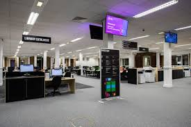 Leeds beckett library is open 24/7 every day of the year. Works Complete On New Look Headingley Library Blogs Leeds Beckett University