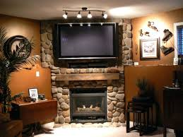 smlf flat screen tv over fireplace decorating ideas mounting brick corner wall mount for with above stone