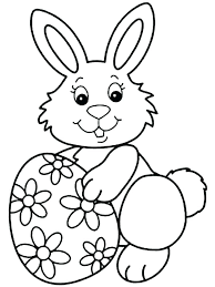 Coloring Bunny Printable Bunny Coloring Pages Free Online Bunny