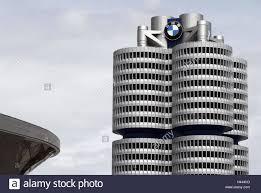 Bmw Company Headquarters Stock Photos Bmw Company Headquarters