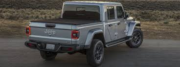 2020 Jeep Gladiator Paint Color Options