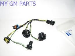 gmc sierra head light wiring harness 2007 2013 new oem 15841610 image is loading gmc sierra head light wiring harness 2007 2013