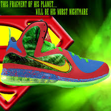 lebron shoes superman. custom superman lebron 9 dunkman of steel. \u201c lebron shoes