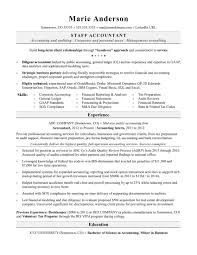 Cpa Resume Template Enchanting Accounting Resume Sample Monster Resume Template Accounting Best