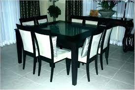 dining tables 8 seater round dining table set for 8 black dining room table seats 8