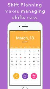 Shift Planning App Shift Planning Work Calendar App Download App Store Ios Apps