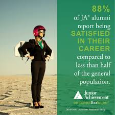 studies and white papers junior achievement of greater washington career satisfaction jpg