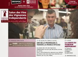 salon des vins des vignerons indépendants paris friday 28th nov 2nd dec vassal petition