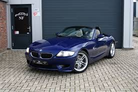 BMW 3 Series bmw z4m roadster : BMW Z4M Roadster E85 - 2nd. owner! kopen bij NF Automotive