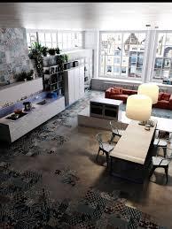 Home Designs: Convertible Loft Sofa - Industrial