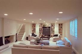 Basement Living Room Ideas Custom Decoration