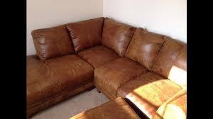dfs savoy corner sofa