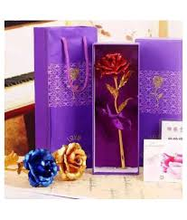 gift novelties rose artificial stems gold pack of 1 gift novelties rose artificial stems gold pack of 1 at best in india on snapdeal