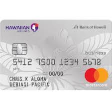 Hawaiian Business Mastercard Hawaiian Miles Calculator