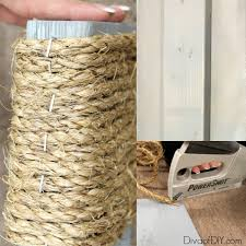 cat scratching post make your own meow